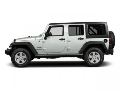2016 Jeep Wrangler Unlimited Sport (White)