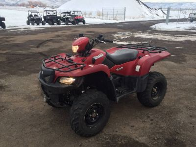 2013 Suzuki King Quad 700 ATV Sport Utility ATVs Kamas, UT