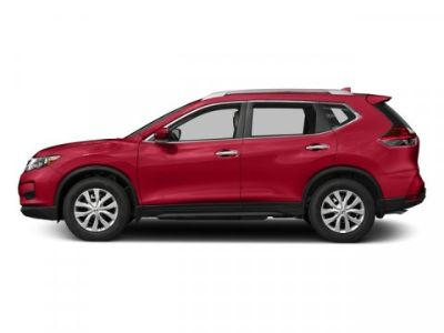 2018 Nissan Rogue S (Scarlet Ember)