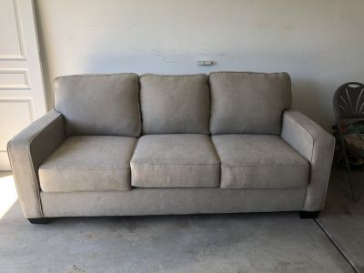 Never used queen sleeper sofa