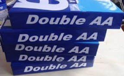 Double A   Paper 80 gsm. A4 210 X 297 mm. Paper, Premium quality for your printing and copying