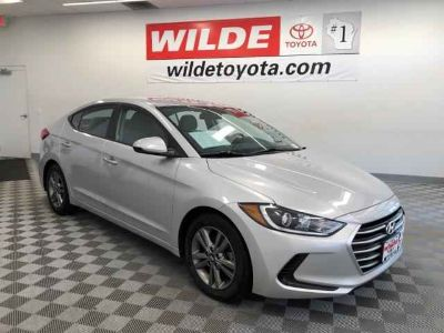 Used 2018 Hyundai Elantra Sedan