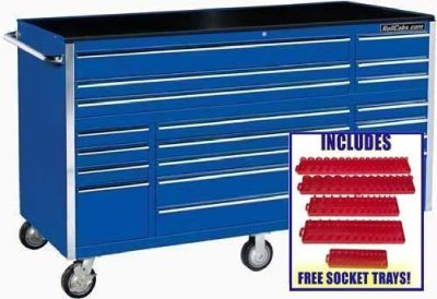 """NEW ROLLING TOOLBOX 72"""" *NICE QUALITY*"""