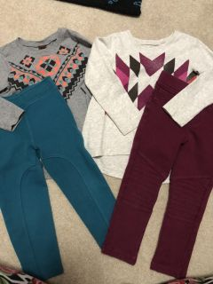 Tea collection outfits xs 2-3