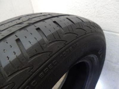 Purchase (1) GENERAL GRABBER TIRE 245/70R17 5/32 TREAD 245 70 17 motorcycle in Troy, Michigan, United States, for US $69.99