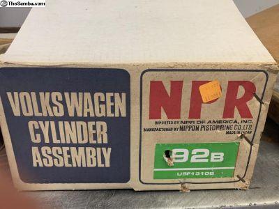 NOS NPR 2) 90mm 1)92mm piston sets Price: $374.99