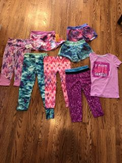 Girls clothing 8 pieces!