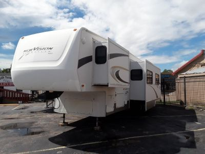 2007 NewVision Sprotster KZ RV Three Slide-Outs