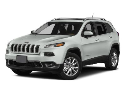2015 Jeep Cherokee Latitude (Granite Crystal Metallic Clearcoat)