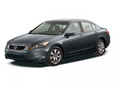 2008 Honda Accord EX-L (Basque Red Pearl)