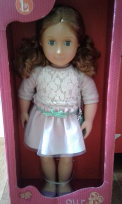 """New Our Generation Doll """"Liana"""""""