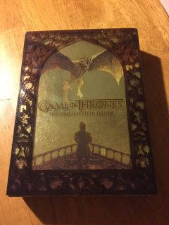 Game of Thrones complete 5th season