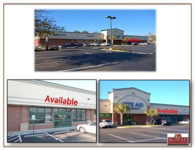 Rite Aid Strip Ctr-10,000 Sf Retail Space Available-Myrtle Beach-Keystone Commercial Realty