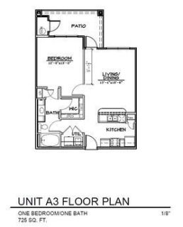 One Bedroom In South Austin