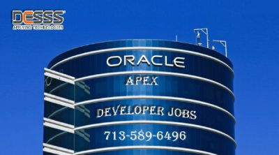 Senior Oracle APEX Developer jobs Houston