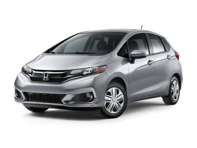 2019 Honda Fit LX (Lunar Silver Metallic)