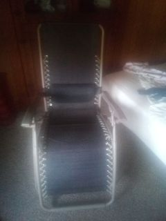 New chair that reclines. Heavy duty.
