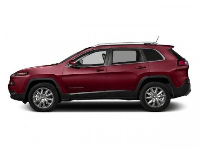 2016 Jeep Cherokee Limited (Deep Cherry Red Crystal Pearlcoat)