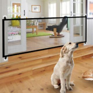 Pet Magic Gate Guard Fence