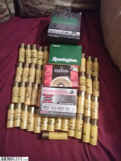 For Sale: 20gauge ammo
