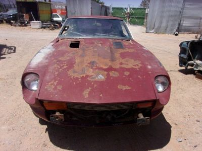 1977 Datsun Nissan 260Z 2-Seater Manual Trans 240Z 260Z 280Z PROJECT! PARTS!