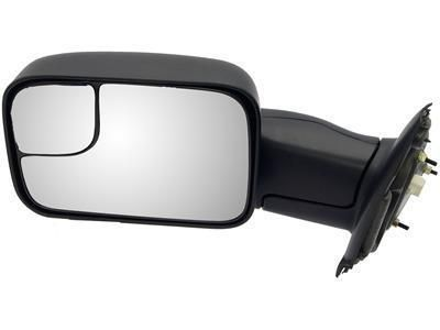 Find Dorman Side View Mirror ABS Black Manual Dodge Ram 1500/3500 Pickup Driver Side motorcycle in Tallmadge, Ohio, US, for US $178.97