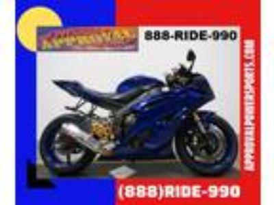 Used 2016 Yamaha YZF-R6