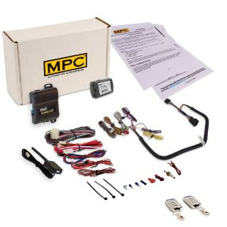Buy Prewired Remote Start Kit for Chrysler Dodge Jeep 2007 & Up - EZ install motorcycle in Tucson, Arizona, United States, for US $179.95
