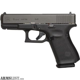 For Sale: WTB: Glock 19 Gen 4 or Gen 5