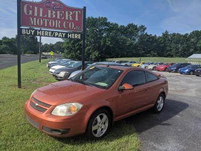 2005 Chevrolet Cobalt LS (Orange)