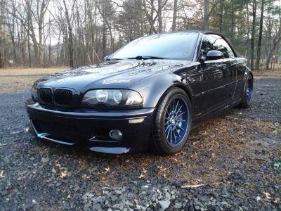 2003 BMW M3 Base 2dr Convertible