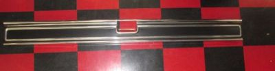 Sell 1973-1979 FORD TRUCK NOS DELUXE TAIL GATE TRIM MOLDING F100-F350 RANGER LARIAT motorcycle in Tipp City, Ohio, United States, for US $350.00
