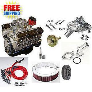 Buy Blueprint Engines BP35512CTC1K Budget Stomper Small Block Chevy 355ci Dress Engi motorcycle in Delaware, Ohio, US, for US $4,389.99