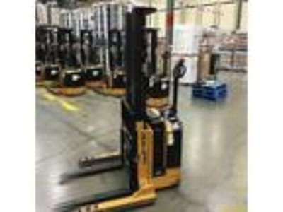 2012 Big Joe PDS30 Electric Walkie Straddle Stacker