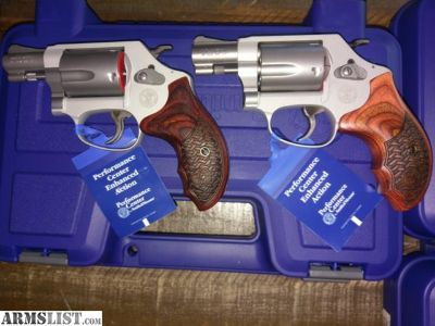 For Sale: Smith&Wesson Chief's 38 special Airweights