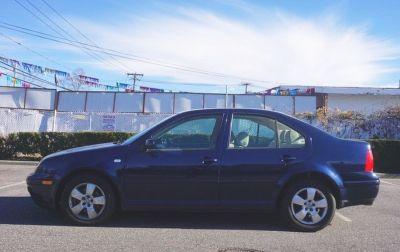 2003 Volkswagen Jetta GLS 1.8T (Galactic Blue)