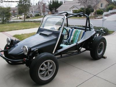 1970 Meyers Tow'd Dunebuggy