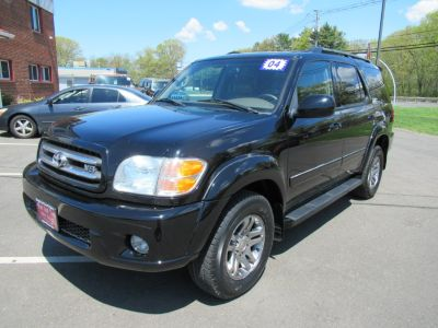 2004 Toyota Sequoia Limited (Black)