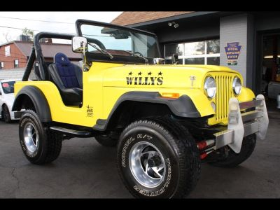 Used 1974 Jeep CJ-5 Base, 446 miles