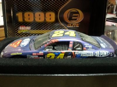 "1999 Jeff Gordon ""Elite"" Superman Car"