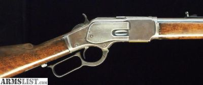 For Sale: Winchester 1873 riffle antique