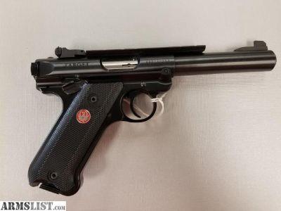 For Sale: Used Ruger 22/45 Mark IV .22 LR