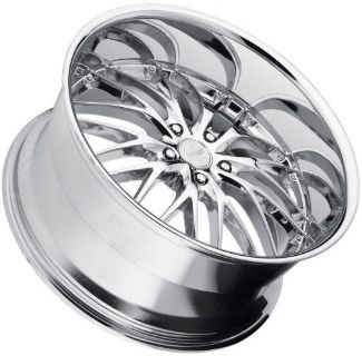 "Find 22"" MRR GT1 Chrome Wheels For BMW E63 E64 M6 22-Inch Staggered Rims Set (4) motorcycle in Brea, California, United States, for US $2,180.00"