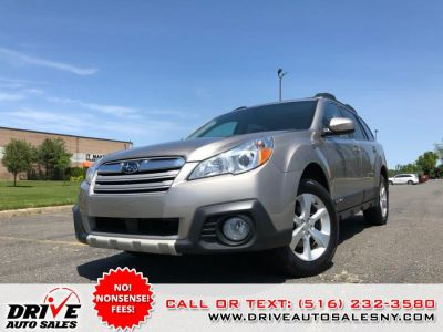 2014 Subaru Outback 2.5i Limited (Tungsten Metallic)