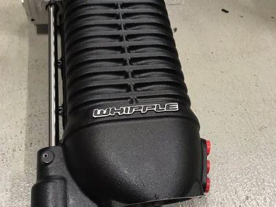 2.9L Whipple COPO blower