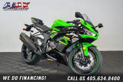 2019 Kawasaki Ninja ZX-6R ABS KRT Edition Supersport Oklahoma City, OK