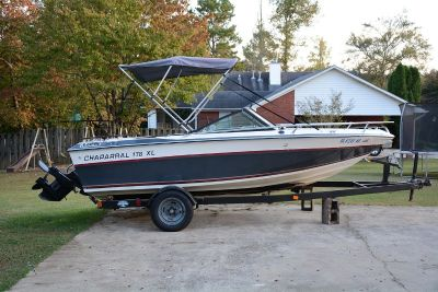 1987 chapperal 178xl bow rider