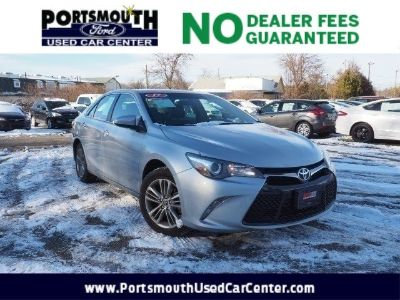 2017 Toyota Camry L (Silver)