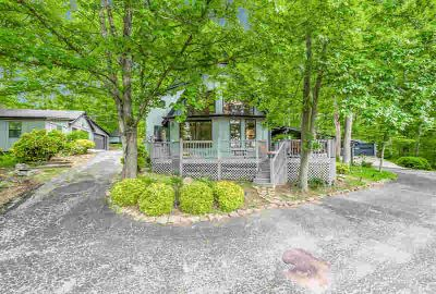 115 Mill Creek Rd Andersonville Five BR, Nestled on a wooded 8