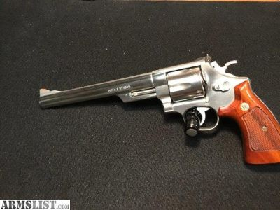 For Sale/Trade: Smith & Wesson 629-1 8 3/8""